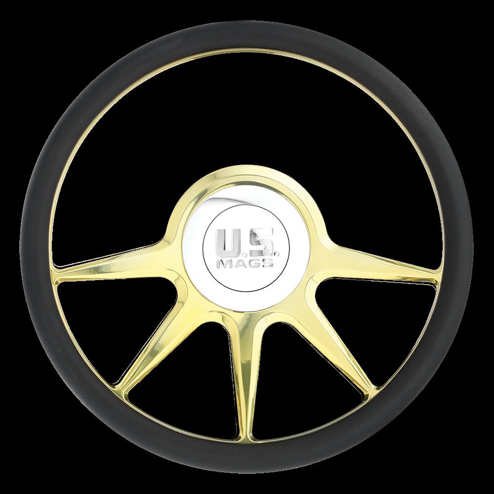 Nimitz - Polished Gold