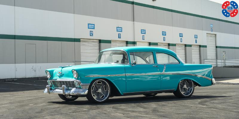 Chevrolet Bel Air Vintage Forged Bonneville - U435