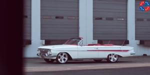 BLVD - U126 on Chevrolet Impala