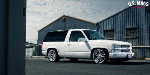 C-Ten - U127 on Chevrolet Tahoe