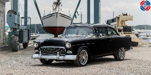 Rambler - U111 on Chevrolet Bel Air