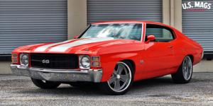 Roadster - U120 on Chevrolet Chevelle