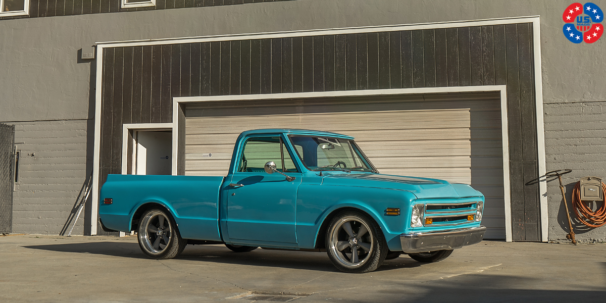 Chevrolet C10 Pickup Standard U102 Gallery Us Mags