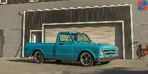 Standard - U102 on Chevrolet C10 Pickup