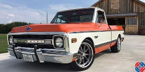 Rambler - U111 on Chevrolet C10