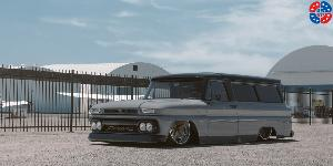 Bonneville - U435 on GMC Suburban