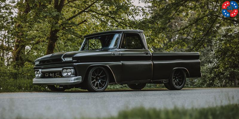 GMC C10 Pickup Vintage Forged Nimitz - U541