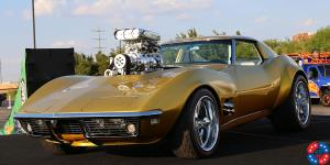 Standard - U201 on Chevrolet Corvette