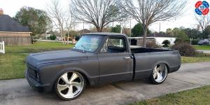 Gambler 6 - U435 on Chevrolet C10