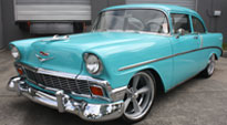Standard - U201 on Chevrolet Bel Air