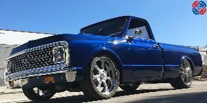 El Rey - U429 on Chevrolet C10