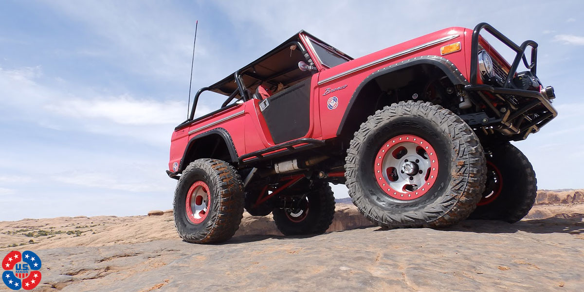 Ford Bronco Indy - U101 Truck Gallery - US MAGS