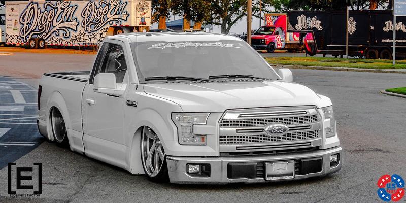 Ford F-150 Tuckin' Series Outlaw - U461