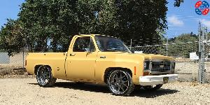 PT.1 - U379 on Chevrolet C10