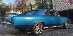 Rambler - U111 on Chevrolet Chevelle
