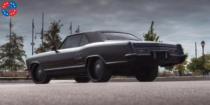 Plain Jane - U601 on Buick Riviera