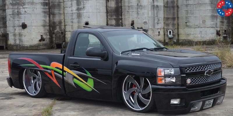Chevrolet Silverado 1500 Tuckin' Series Desperado 6 - U472