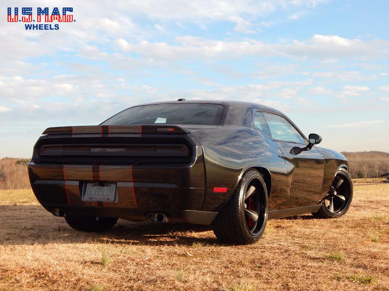 Dodge Challenger Standard U500 Concave Gallery Us Mags
