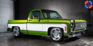 Bonneville - U435 on Chevrolet C10