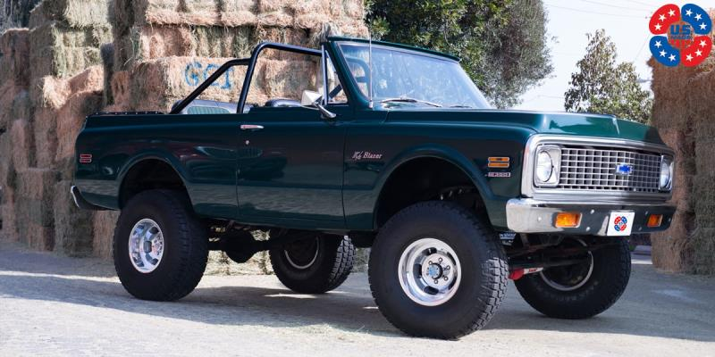 Chevrolet Blazer Indy - U101 Truck Gallery - US MAGS