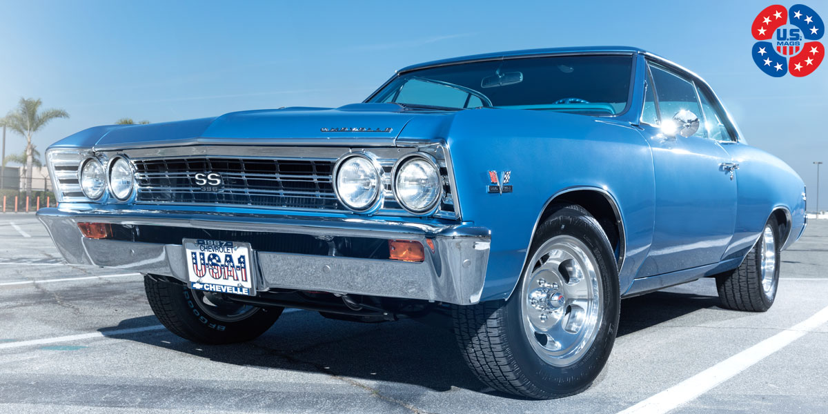 Chevrolet Chevelle Indy U101 Gallery Us Mags