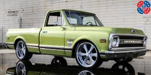 Milner - U215 on Chevrolet C10