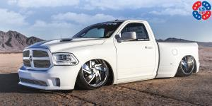 Phantom - U567 Concave on Dodge Ram 1500