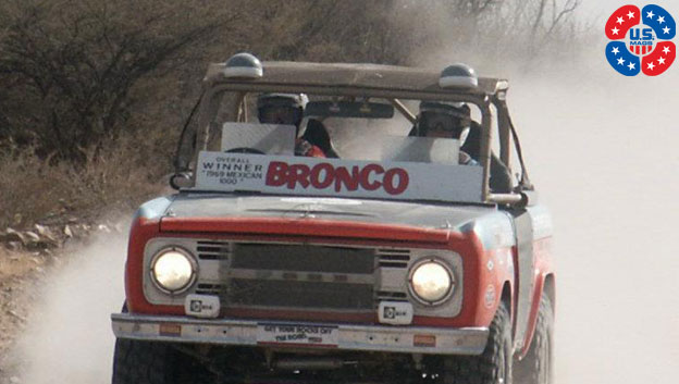 Kaysinger Racing | Baja Bronco's Unlimited | NORRA Mexican 1000