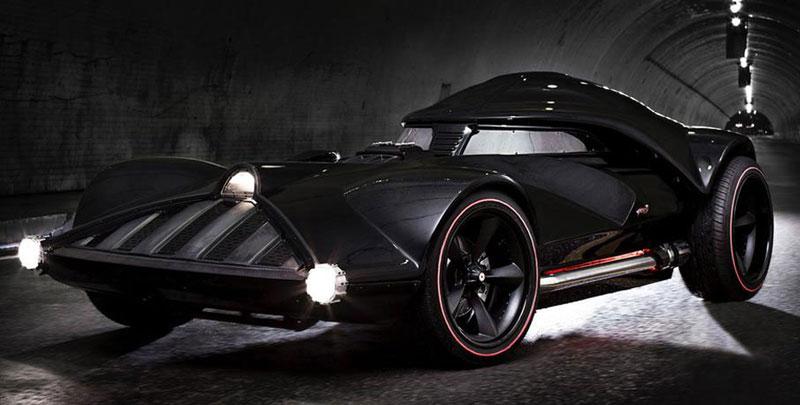 Darth Vader | US Mags | Hot Wheels