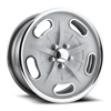 Bonneville - U435 Textured Ultra Silver / Polished Lip