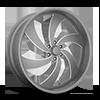 Desperado 6 - Precision Series Matte Gunmetal Milled