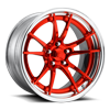 Grand Prix Concave - U507 Candy Red w/ Polish Lip