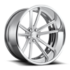 Bastille Concave - U587 22x10.5 | Brushed Polished