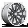 Rambler - U390 20x10.5 | 6 Lug | Matte Grey
