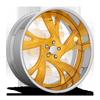 Sniper 5 - U709 Liquid Gloss 24k Gold Tint