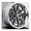 Rambler - U390 Matte Black Windows | Brushed Face | Matte DDT